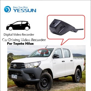 YESSUN for Toyota Hilux Car Wifi DVR Mini Camera Driving Video Recorder Novatek 96658 Registrator Dash Cam Night Vision