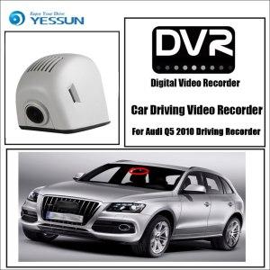 Audi Q5 B8 8R SQ5 2008~2017 Car DVR Wifi Video Recorder