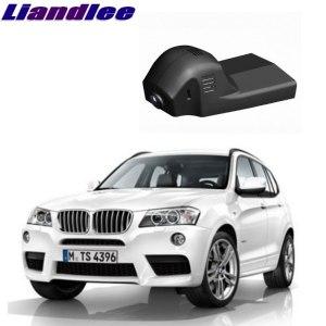 Liandlee For BMW X3 F25 MK2 2010~2018 Car Road Record WiFi DVR Dash Camera Driving Video Recorder