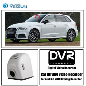YESSUN for Audi A3 2013 Driving Recorder Car Wifi Dvr Mini Camera Novatek 96658 Full HD 1080P Car Dash Cam Video Recorder