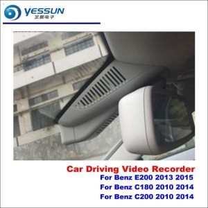 YESSUN For Mercedes Benz C Class W204 C180 C200 2010~2014 Car DVR Camera Driving Video Recorder DVR Camera AUTO Dash CAM