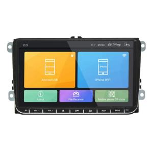9 Inch Android 8.1 Car GPS Navigation For VW Volkswagen SKODA GOLF 5 Golf 6 POLO PASSAT B5 B6 JETTA TIGUAN Dvd Player Dash Cam