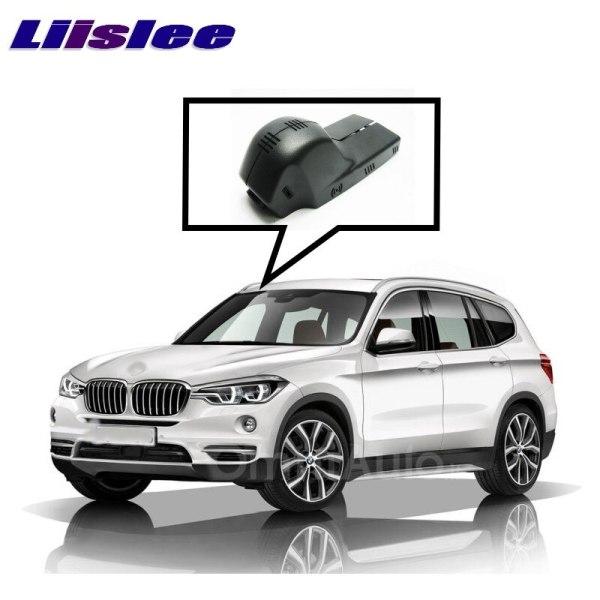 LiisLee Car Road Record WiFi DVR Dash Camera Driving Video Recorder For BMW X1 F48 X3 F25 2010-2017