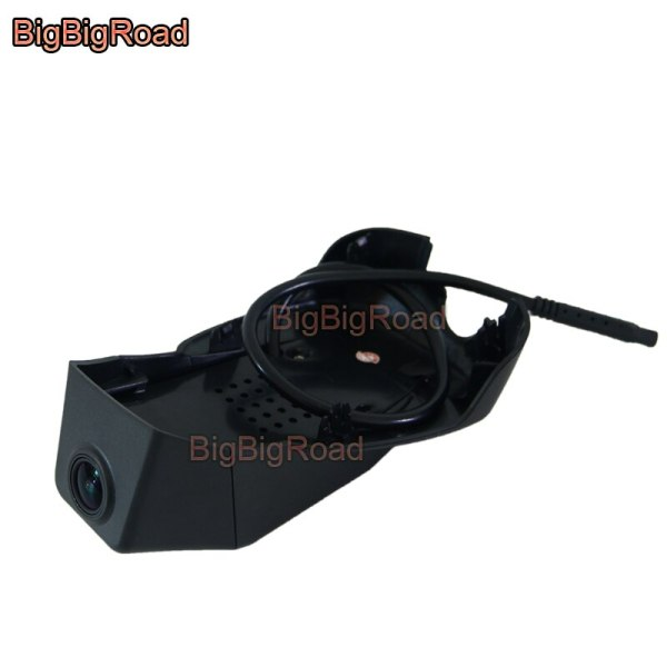 BigBigRoad For Volvo S90 v90 2016 2017 XC60 2018 Car wifi DVR Video Recorder dash cam Dual Cameras lens