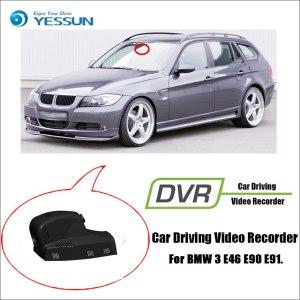 Dedicated BMW 3 E46 E90 E91 Car Dvr Mini Wifi della driving video recorder