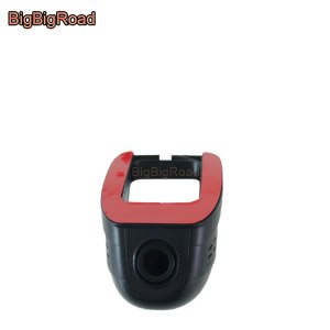 BigBigRoad For Peugeot 2008 3008 301 308 308s 408 207 307 For Audi A6L 2008 TT A3 / BYD F0 Car wifi DVR Video Recorder dash cam