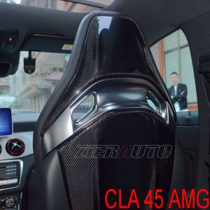 Mercedes-Benz CLA45 AMG Carbon Stickers