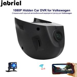 Rear view dash cam vehicle camera for 2015 2016 Volkswagen GOLF 7