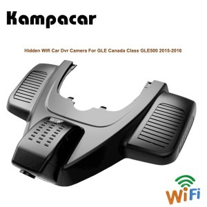 Kampacar Full HD 1080P Dash Cam Wifi Rear View Camera Video Recorders Car Dvr Auto For Mercedes Benz GLE Class GLE500 2015 2016