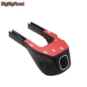BigBigRoad For mazda atenza Axela RX-8 RX 8 Millenia Car Parking Camera Wifi DVR FHD 1080P Dual lens Car dash cam