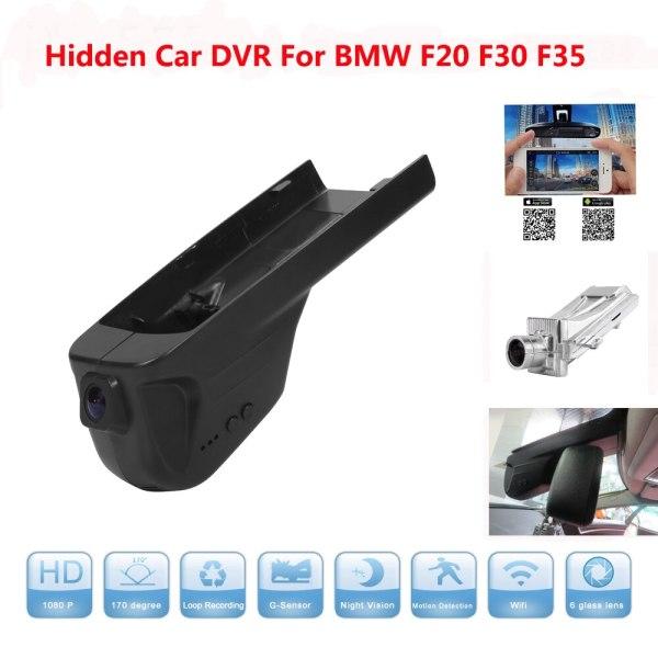 BMW F20 F30 F35 Dedicated Dash Cam