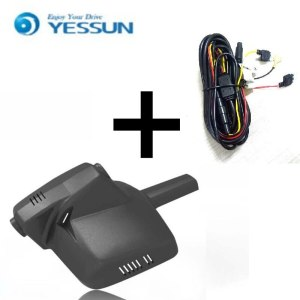 YESSUN for Peugeot 408 Car DVR Mini Wifi Camera Driving Video Recorder Registrator Dash Cam Original Style