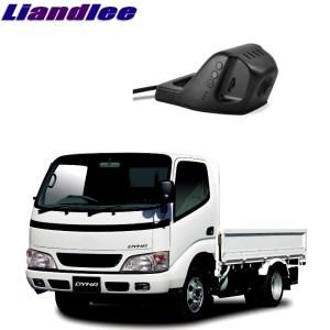 Liandlee For Toyota Dyna Toyoace U300~U400 U600~U800 Series 2000~2018 Car Record WiFi DVR Dash Camera Driving Video Recorder