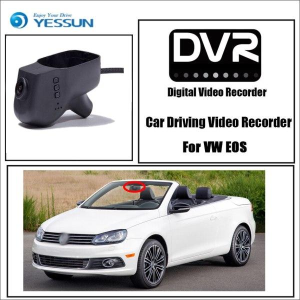 Volkswagen EOS Car Driving Video Recorder DVR Mini Control APP