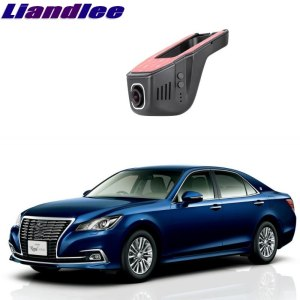 Liandlee For Toyota Crown S180 S200 S210 2003~2018 Car Road Record WiFi DVR Dash Camera Driving Video Recorder
