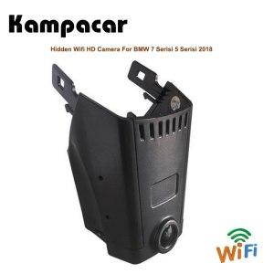 Kampacar HD Car Wifi Camera Video Recorders Car Dvr Dash Cam For BMW 5 7 Series f10 f30 528Li G30 G11 530Li 540Li 730 740 2 DVRs