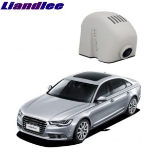 Liandlee For Audi A6 A6L S6 RS6 C6 2004~2011 Car Road Record WiFi DVR Dash Camera Driving Video Recorder