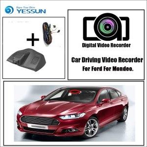 YESSUN for Ford Mondeo Car DVR Driving Video Recorder Mini Control APP Wifi Camera Novatek 96658 Registrator Dash Cam