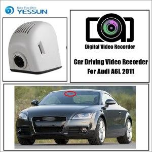 YESSUN for Audi A6L A4L 2011~2016 Car Driving Video Recorder DVR Mini Wifi Camera Dash Cam
