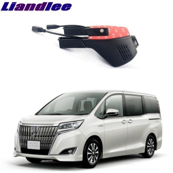 Liandlee For Toyota Noah / Voxy / Esquire / NAV1 R60 R70 R80 2001~2018 Car Record WiFi DVR Dash Camera Driving Video Recorder