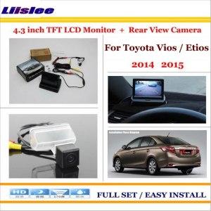 Toyota Vios / Etios 2014 2015 Car Rear Camera