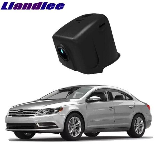 Liandlee For Volkswagen VW CC High configuration 2015~2018 Car Road Record WiFi DVR Dash Camera Driving Video Recorder