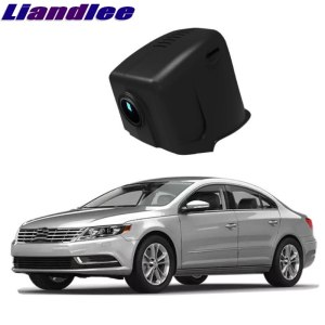 Liandlee For Volkswagen VW CC High configuration 2015~2018 Car Road Record WiFi DVR Dash Camera Driving Video Recorder