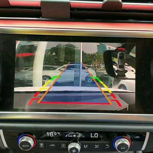 Car Parking Aid Dash Cam Back Camera Integration Module for AUDI Q3 2019 Plug and Play