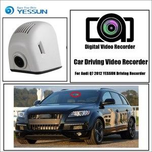 YESSUN for Audi Q7 2012 Driving Recorder Car Dvr Mini Wifi Camera Full Car Dash Cam Video Recorder Original Style