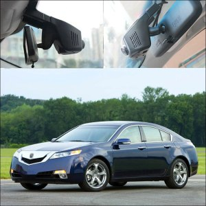 BigBigRoad For Acura TL TLX Car Wifi DVR Video Recorder Hidden installation night vision Dash Cam Wide Angle