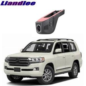 Liandlee For Toyota BJ / Land Cruiser J200 2007~2018 Car Road Record WiFi DVR Dash Camera Driving Video Recorder