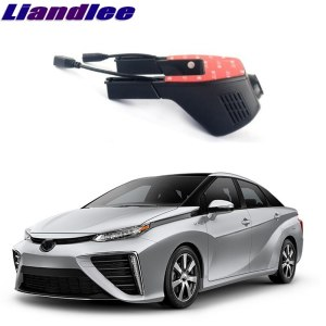 Liandlee For Toyota Mirai JPD10 2015~2018 Car Road Record WiFi DVR Dash Camera Driving Video Recorder