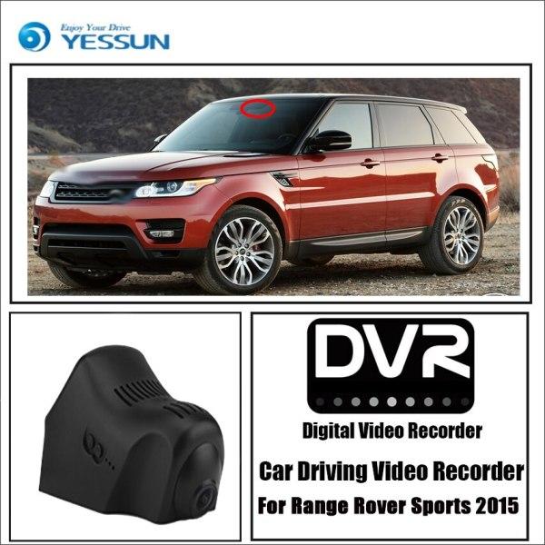 YESSUN for Range Rover Sports 2015 Car DVR Mini Wifi Camera Driving Video Recorder Novatek 96658 Registrator Dash Cam