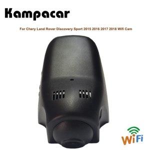 Kampacar HD Wifi Car Dvr Camera Video Recorder Car Dash Camera Cam For Land Rover Discovery Sport 2018 Range Rover Sport 2 DVRs