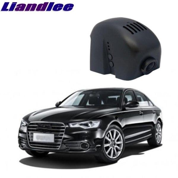 Liandlee For Audi A6 A6L S6 RS6 C7 2011~2016 Car Road Record WiFi DVR Dash Camera Driving Video Recorder