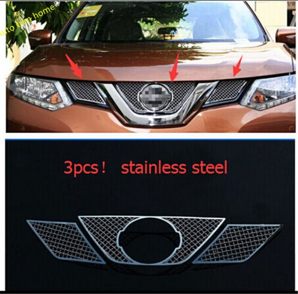 Front Grille Insect Net Nissan X-Trail / Rogue 2014-2016