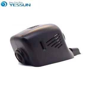 YESSUN Car DVR Video Registrator Registratore Videocamera for Volkswagen Tiguan Mini Control APP Wifi Camera Car Dash Cam