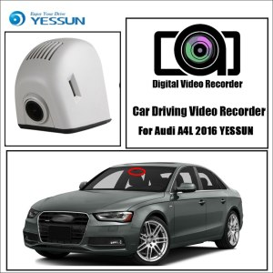 Audi A4 B8 8K 2008-2016 Car DVR Wifi Video Recorder Dash Cam Camera