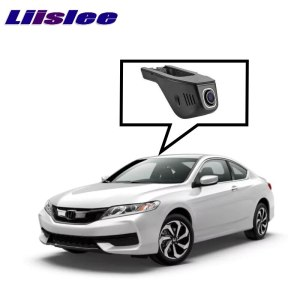 LiisLee Car Road Record WiFi DVR Dash Camera Driving Video Recorder For HONDA For Accord 9 2013~2017