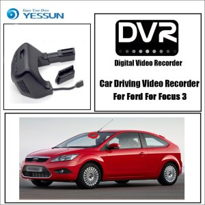 YESSUN for Ford Focus 3 Novatek 96658 Car Mini DVR Driving Video Recorder Control APP Wifi Camera Registrator Dash Cam