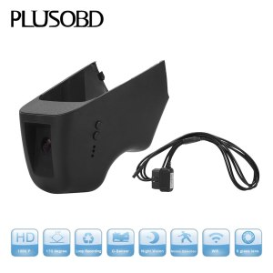 New obd Car Dash Cam DVR Video Recorder for Range Rover / Evoque low specification (year2014-new) 1080p 170 Degree Night Vision