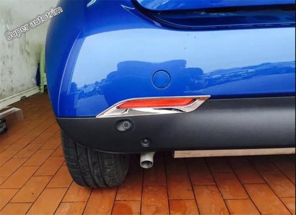 Mercedes-Benz Smart 2015-2017 Tail Fog Light Lamp Cover Trim
