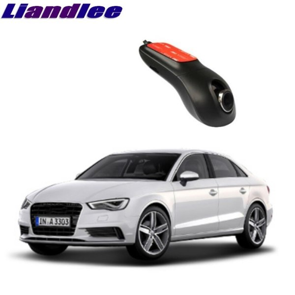 Liandlee For Audi A3 S3 RS3 8L MK1 1996~2003 Car Road Record WiFi DVR Dash Camera Driving Video Recorder