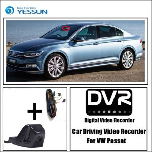 YESSUN for Volkswagen Passat Car DVR Mini Wifi Camera Driving Video Recorder Novatek 96658 Registrator Dash Cam Original Style