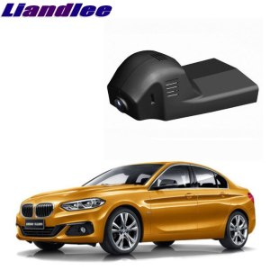 Liandlee For BMW 1 Series F21 2012~2018 Car Road Record WiFi DVR Dash Camera Driving Video Recorder