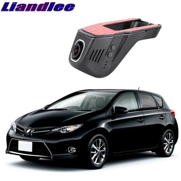 Liandlee For Toyota Auris / Corolla E150 E180 2006~2018 Car Road Record WiFi DVR Dash Camera Driving Video Recorder