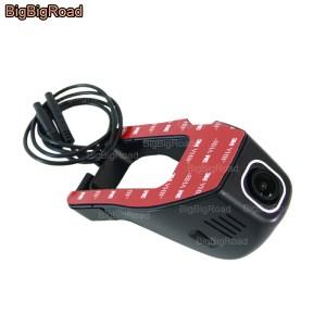 BigBigRoad For chevrolet sail Malibu epica aveo Car Dash Cam Wifi DVR Video Recorder Dual Camera night vision