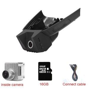 Car dash cam video DVR recorder for Mercedes Benz GLK (year 2009-2015 low spec)