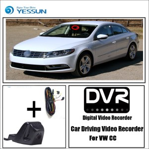 YESSUN for Volkswagen CC Car DVR Mini Wifi Camera Driving Video Recorder Novatek 96658 Registrator Dash Cam Night Vision