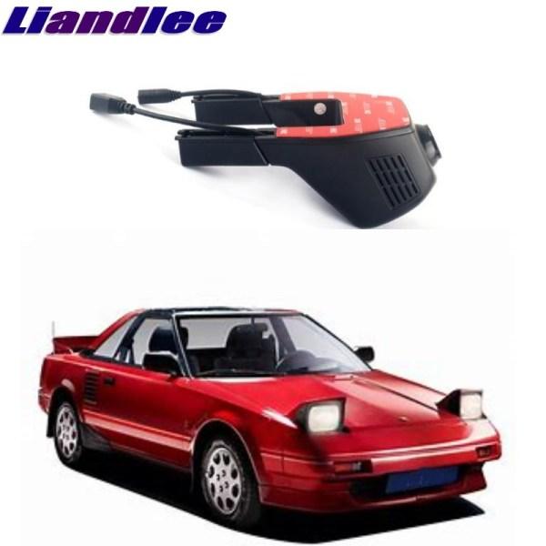 Liandlee For Toyota MR2 W30 1999~2007 Car Road Record WiFi DVR Dash Camera Driving Video Recorder